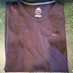Adidas short sleeve top